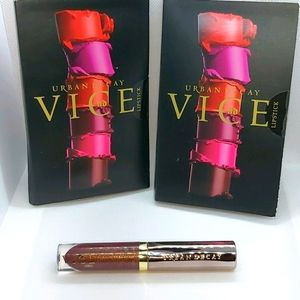 Urban Decay Vice Lipstick bundle